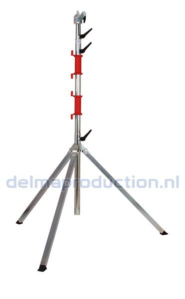 Tripod worklight stand 4-part, for OPUS worklights