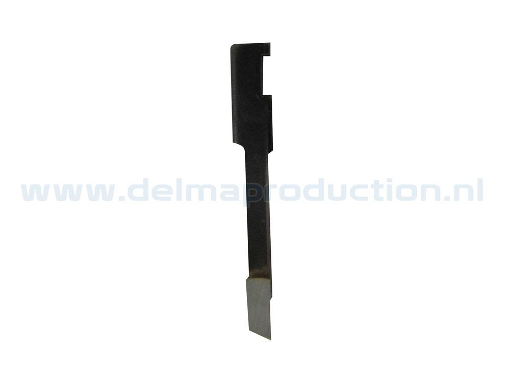 Snijmes hardmetaal voor hout, kunststof en rubber voor gatensnijder Ø 130 290 (dutch) (2)