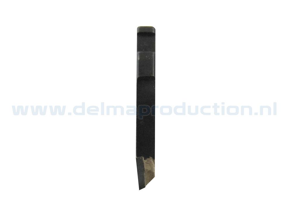 Snijmes hardmetaal voor hout, kunststof en rubber voor gatensnijder Ø 130 290 (dutch) (1)