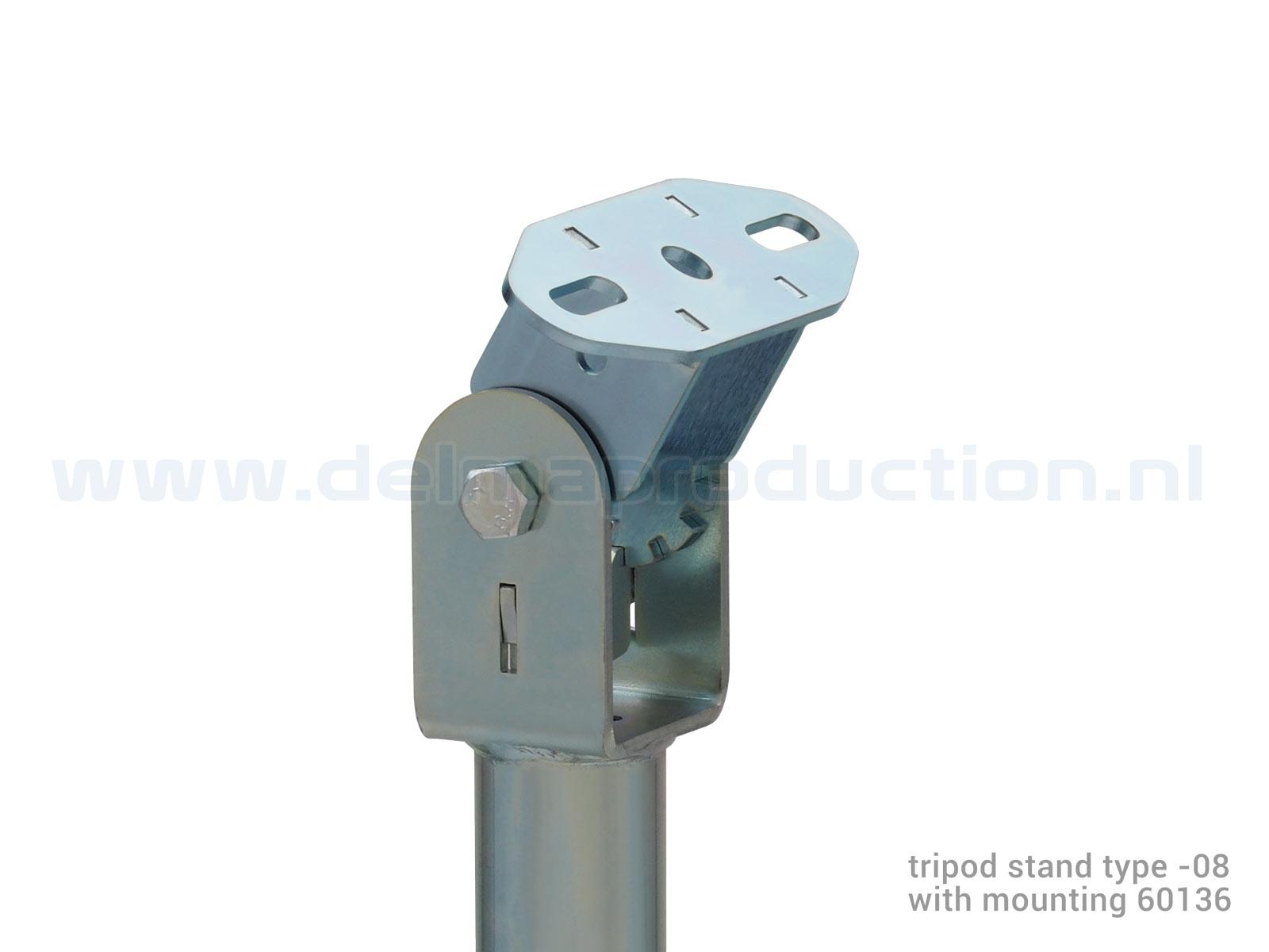 Quick adjustment universal mounting 59-86 mm (2)