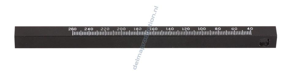 Ruler axle for Hole Cutter