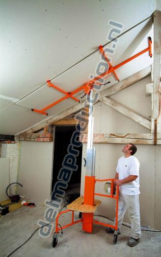 Drywall Panel lift, Manual Combi-005 (3)