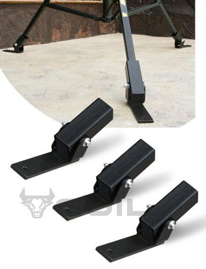 Fixeerbare voeten (3 stuks) ELC-710 (dutch) (2)