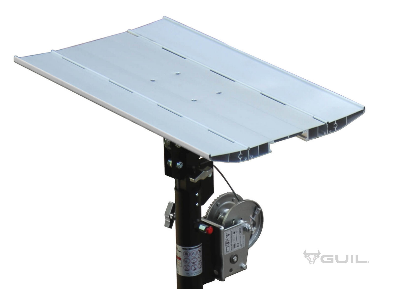 Platform aluminium (750x435) ELC-720,730,750,760 (dutch) (1)