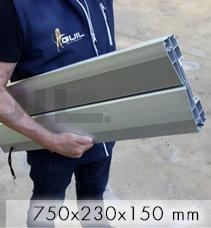 Platform aluminium (750x435) ELC-720,730,750,760 (dutch) (2)