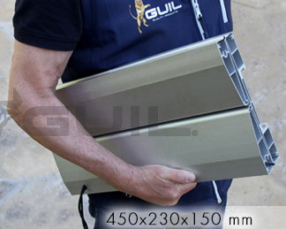 Platform aluminium (450x435) ELC-700,710 (2)