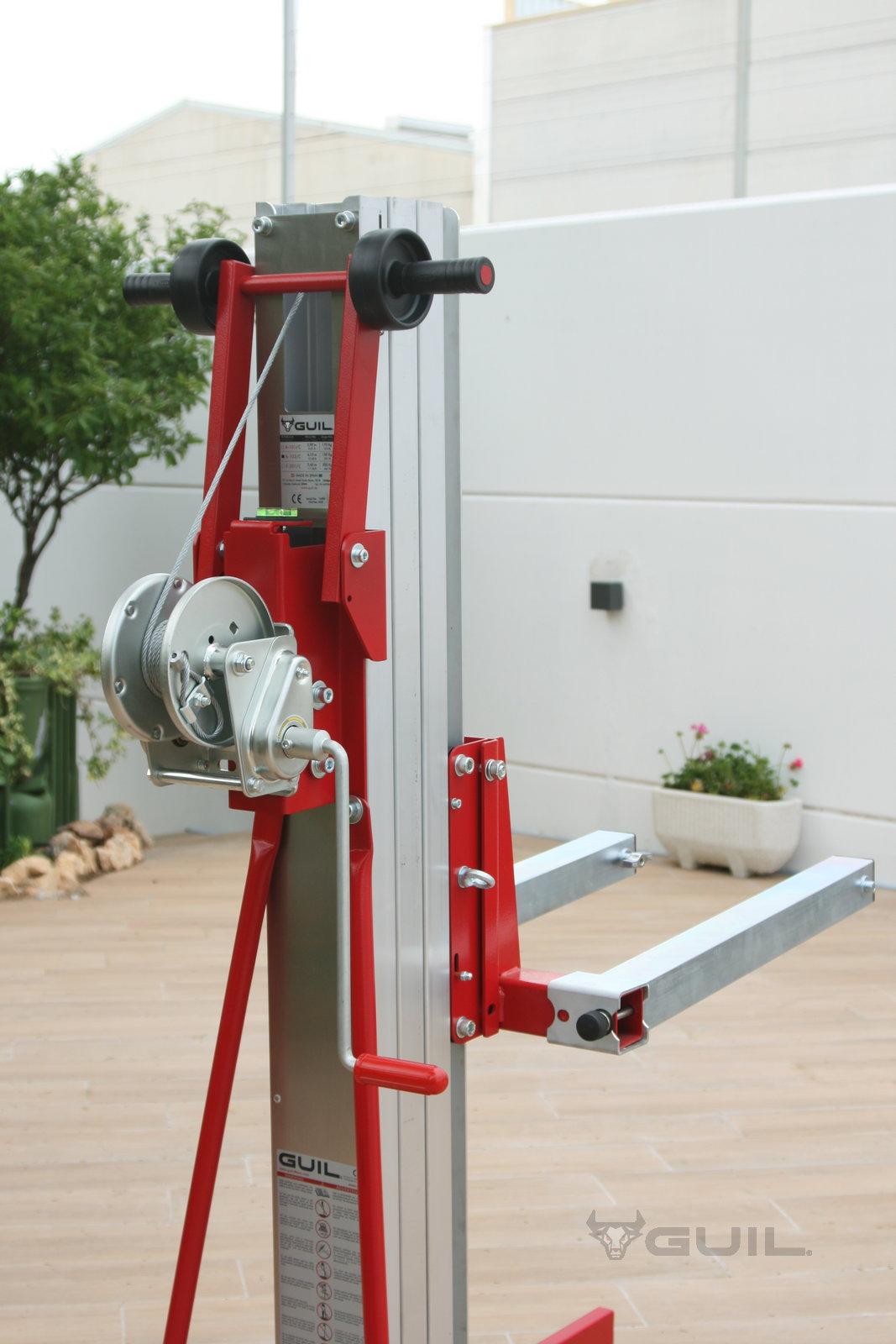 Kanaallift 2,90 m 170 kg (dutch) (8)