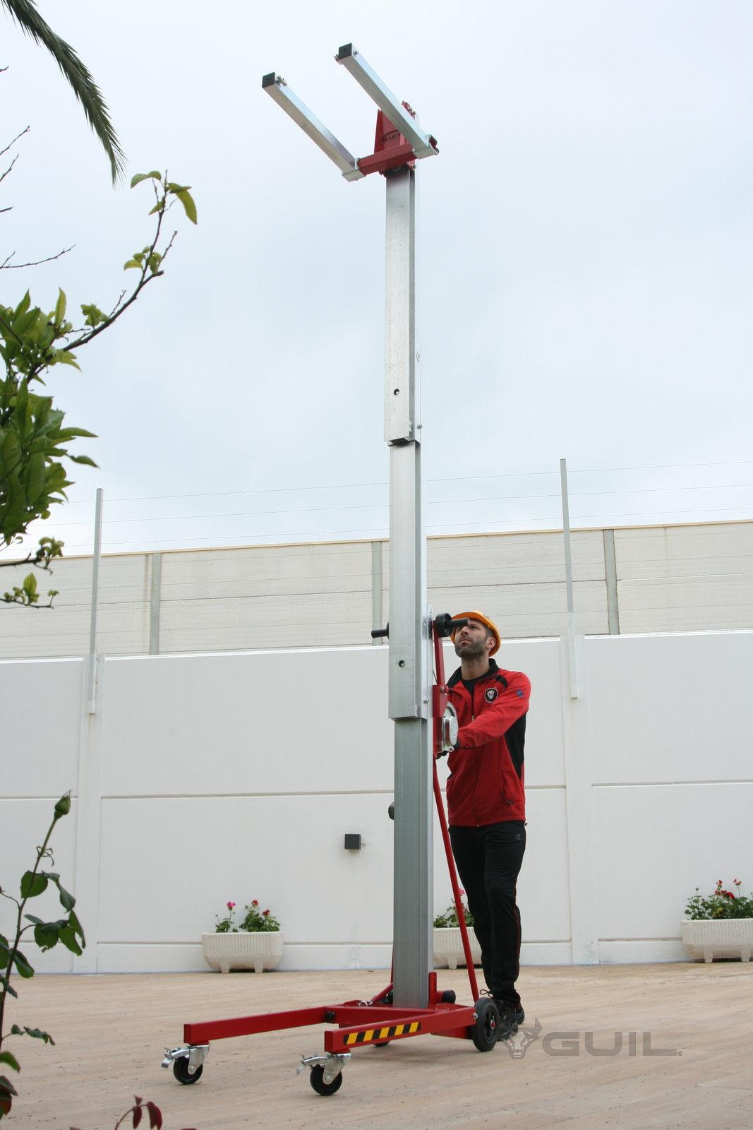 Kanaallift 2,90 m 170 kg (dutch) (9)