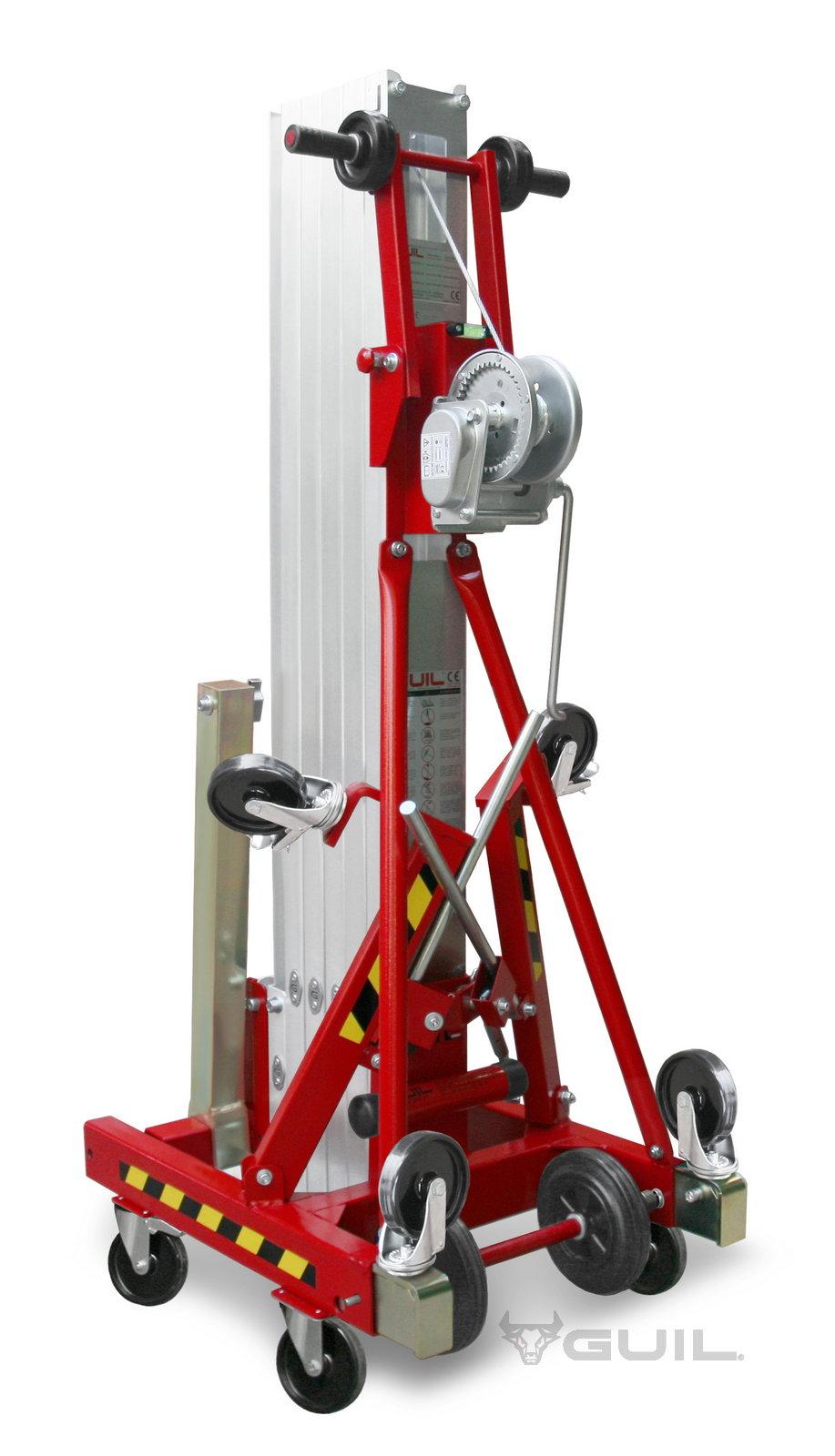 Kanaallift 6,60 m 230 kg (dutch) (4)