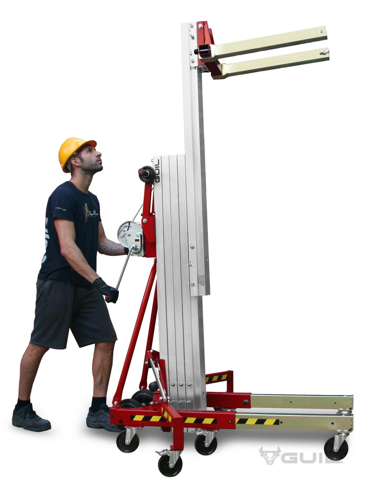 Kanaallift 6,60 m 230 kg (dutch) (2)