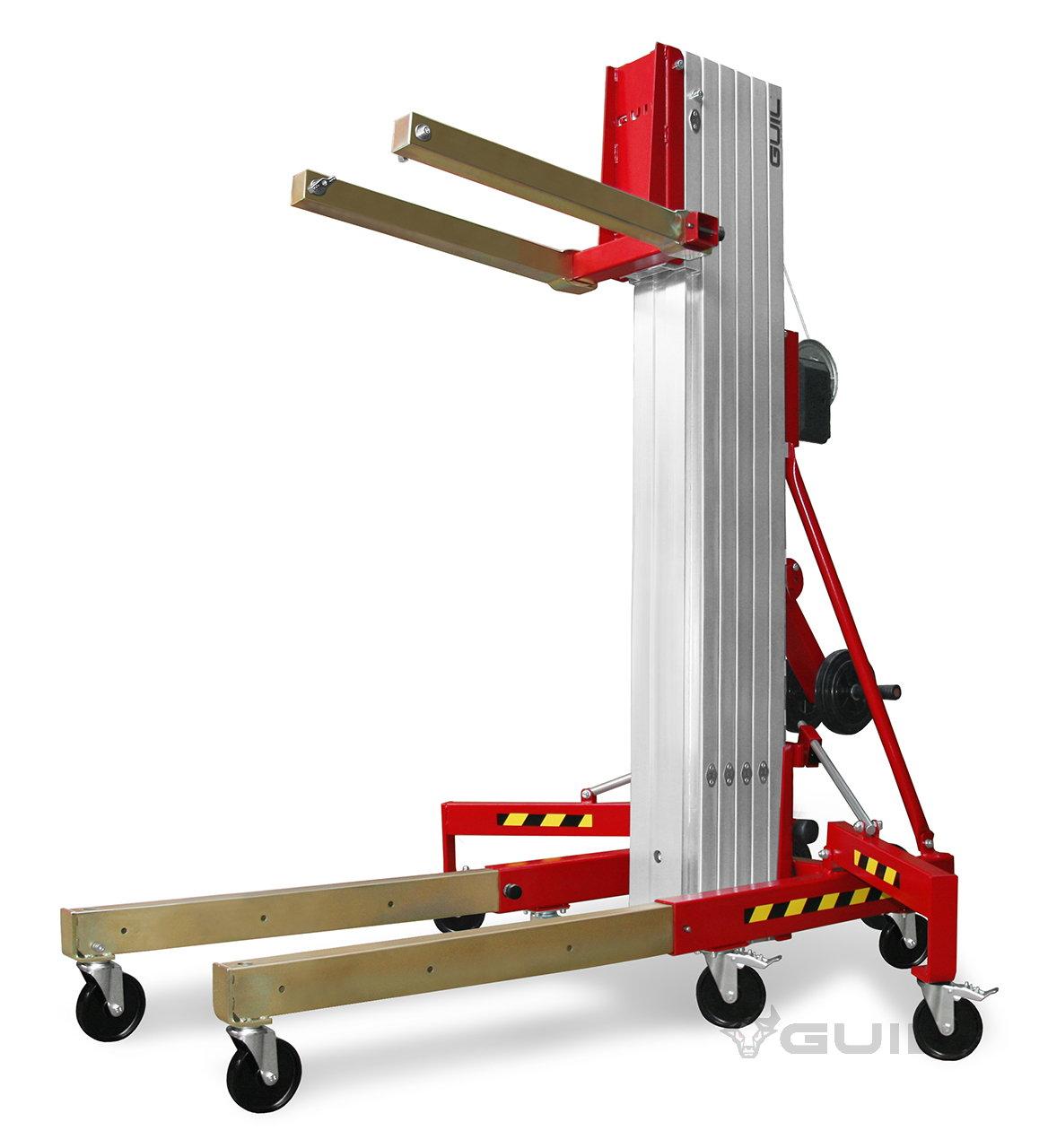 Kanaallift 3,85 m 340 kg (1)