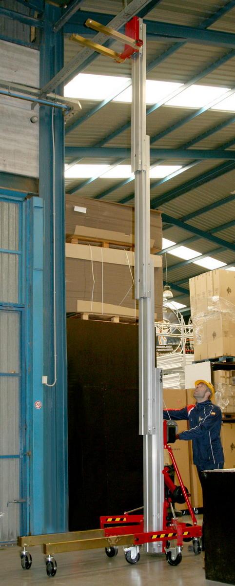 Kanaallift 3,85 m 340 kg (9)