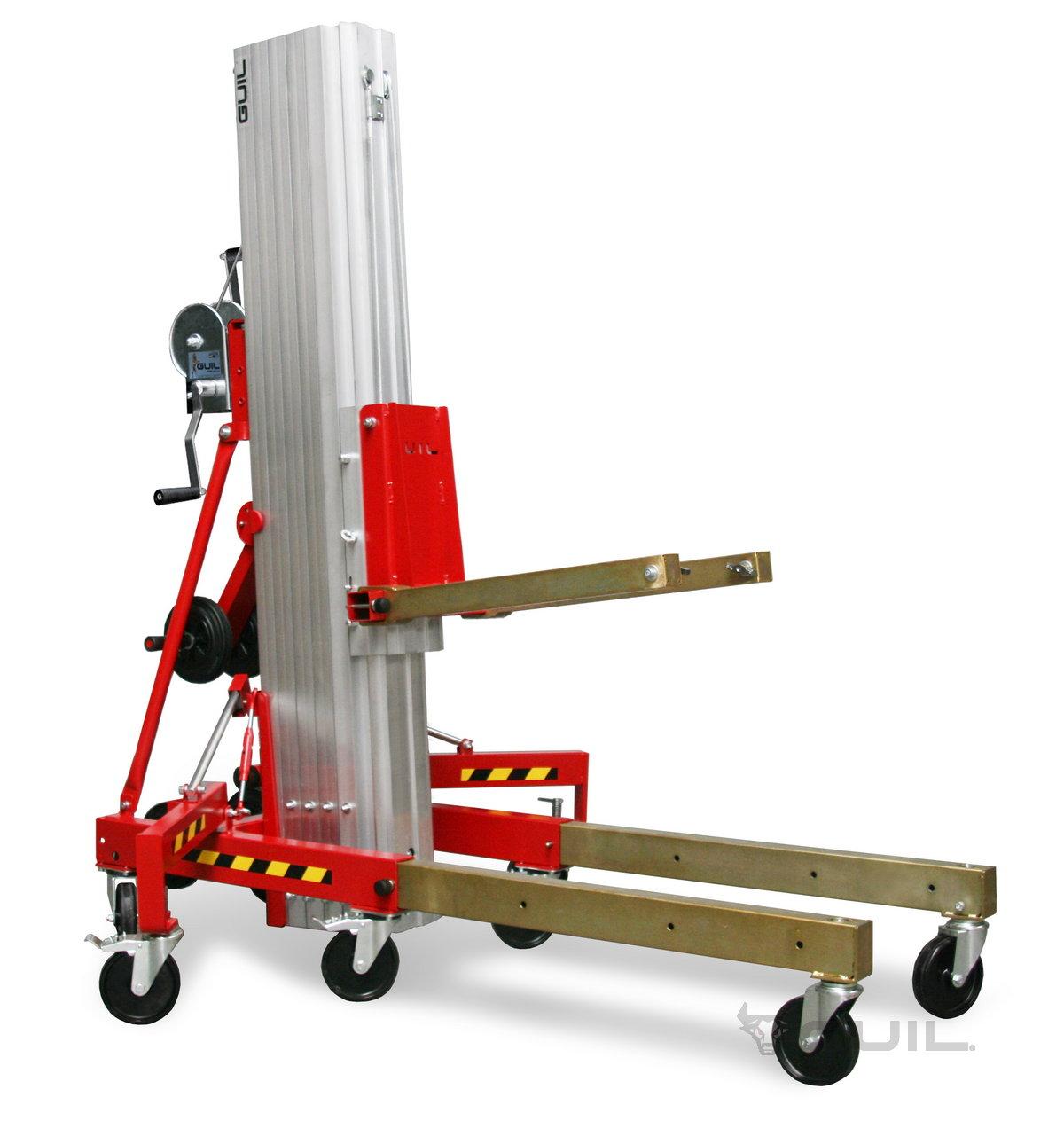 Kanaallift 8,00 m 350 kg (1)