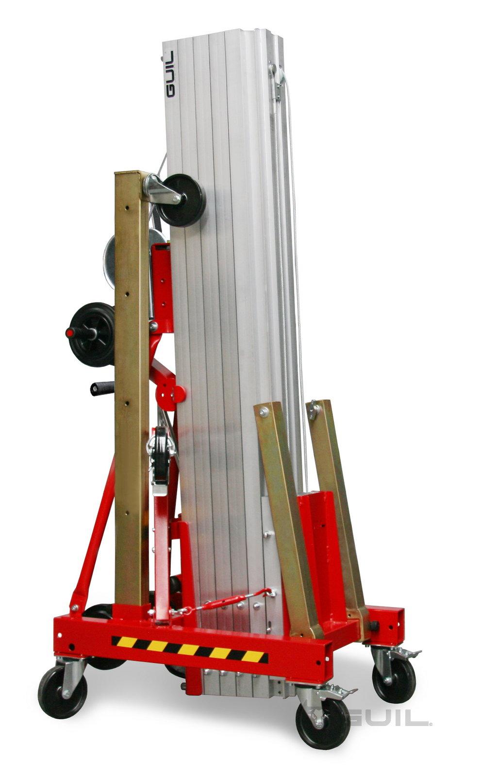 Kanaallift 8,00 m 350 kg (3)