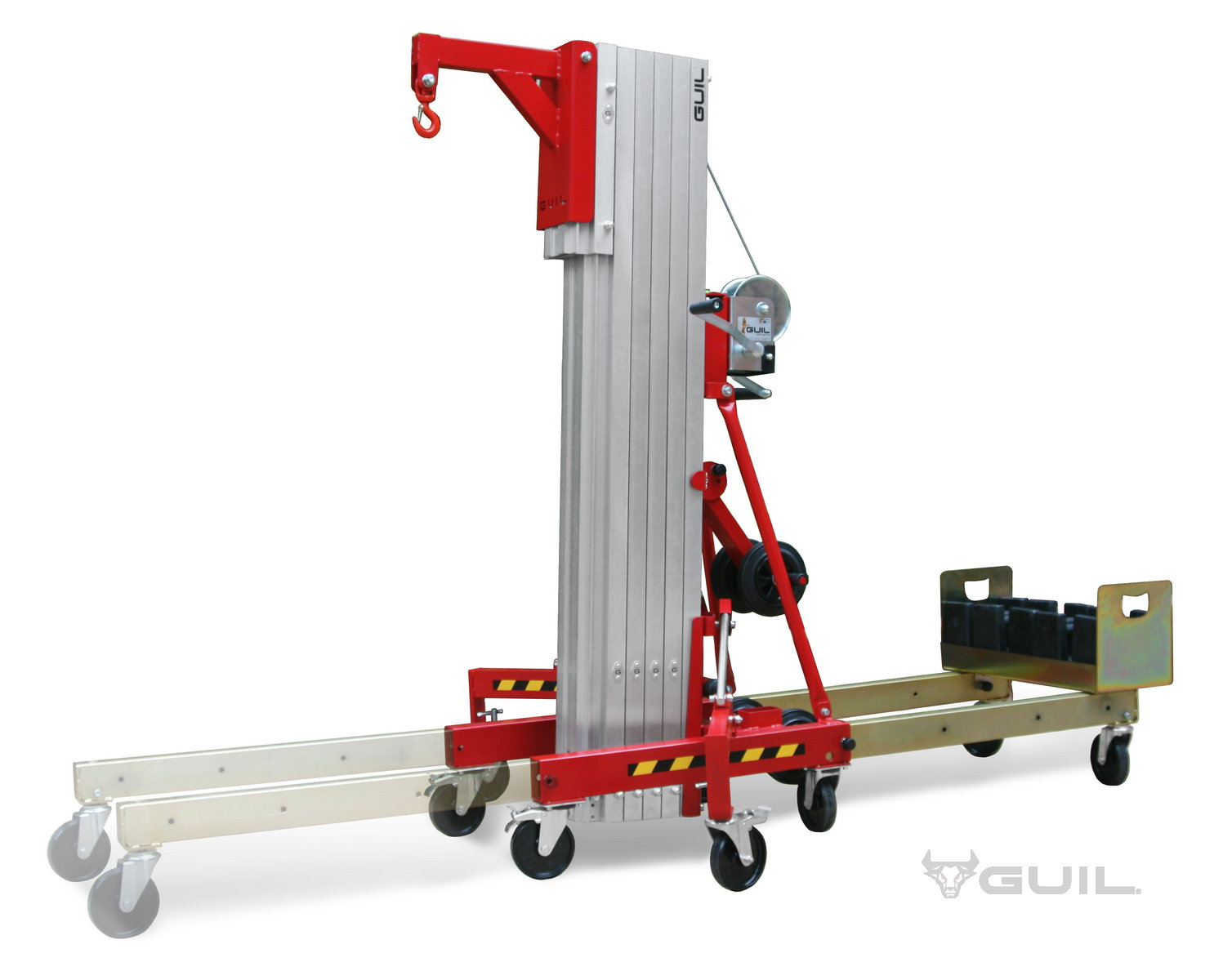 Kanaallift 8,00 m 350 kg (8)