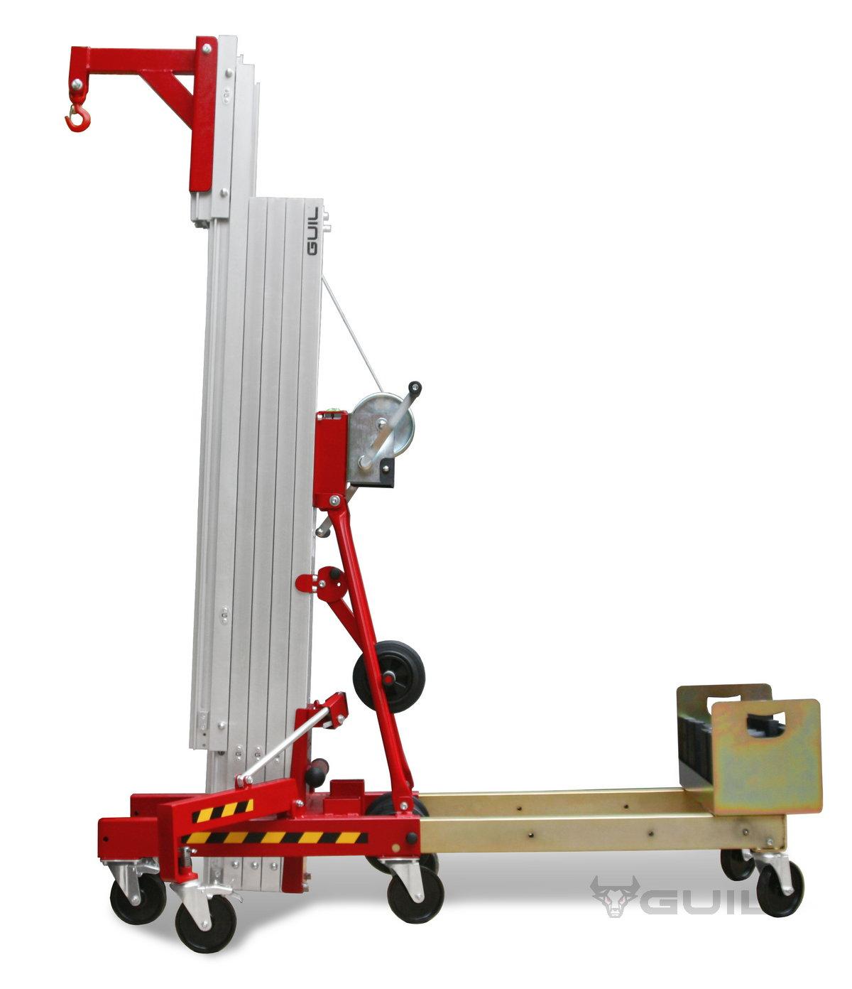 Kanaallift 8,00 m 350 kg (9)