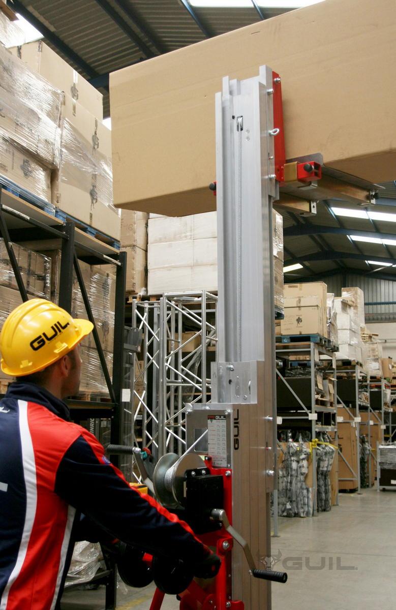 Kanaallift 8,00 m 350 kg (12)