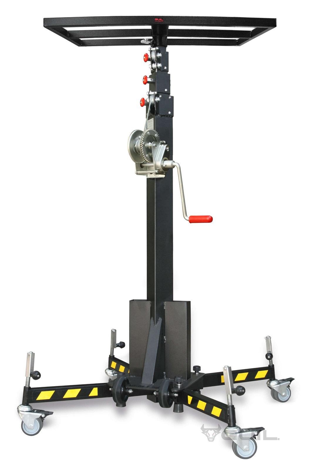 Materiaallift 1,5-4,6 m 125 kg verrijdbaar (dutch) (1)