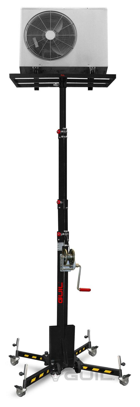 Materiaallift 1,5-4,6 m 125 kg verrijdbaar (dutch) (5)