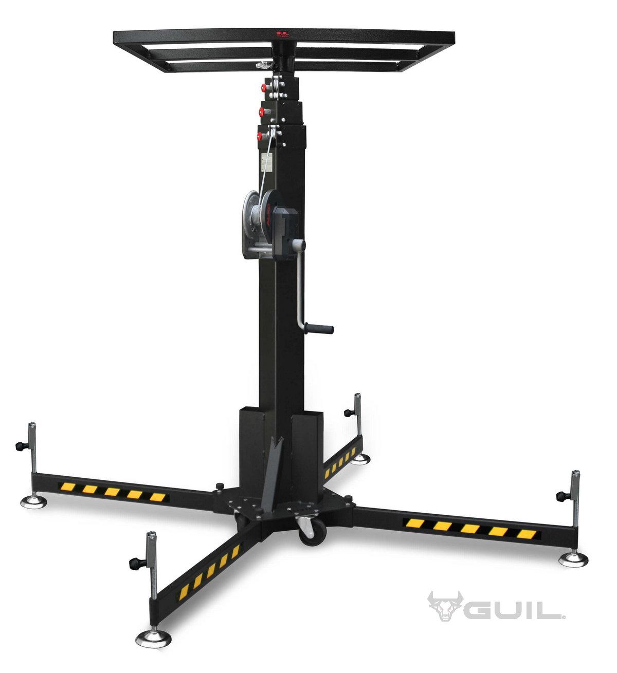 Materiaallift 1,8-5,2 m 280 kg (dutch) (3)