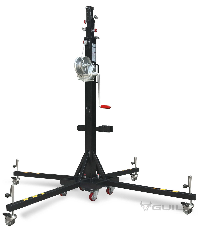 Materiaallift 1,8-5,4 m 180 kg verrijdbaar (dutch) (1)