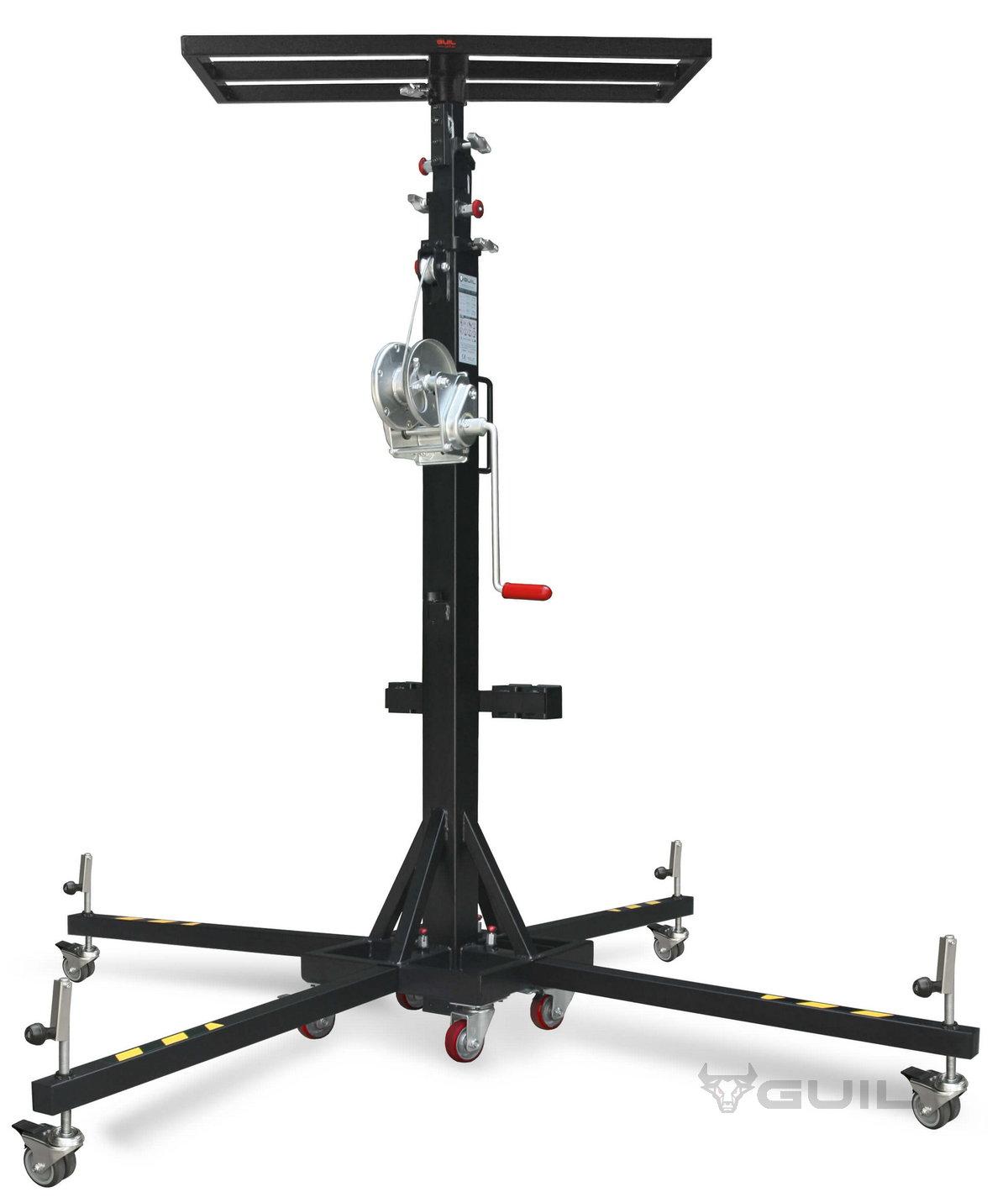 Materiaallift 1,8-5,4 m 180 kg verrijdbaar (dutch) (2)