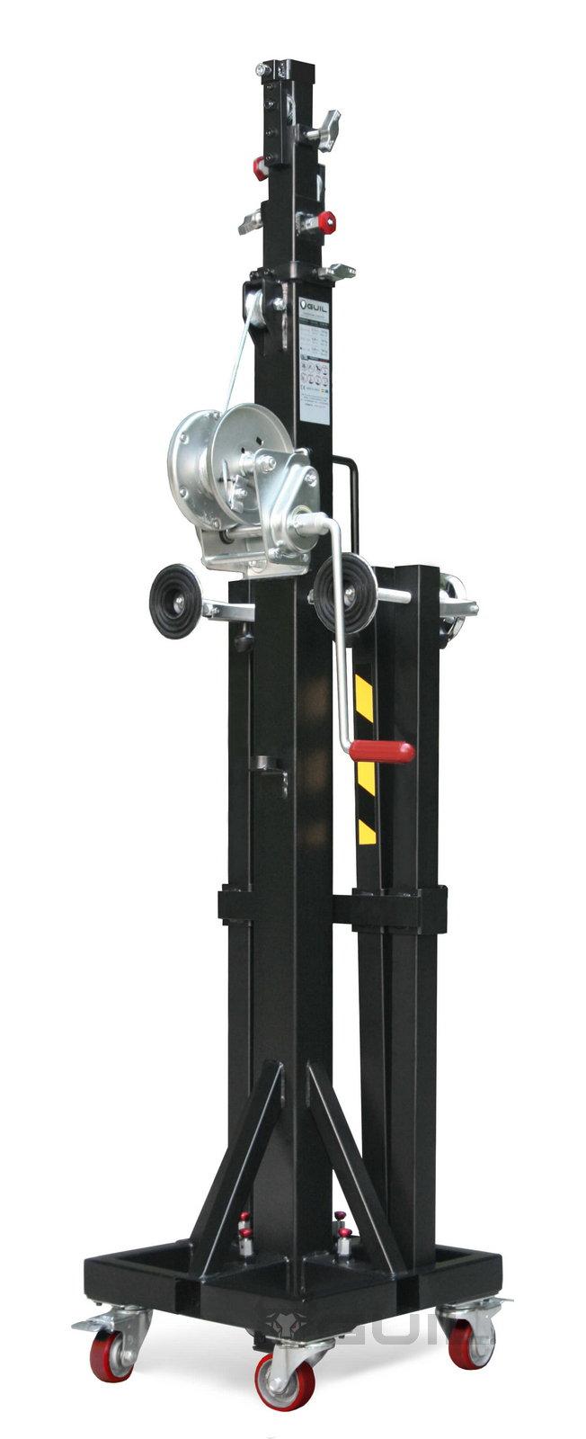 Materiaallift 1,8-5,4 m 180 kg (2)