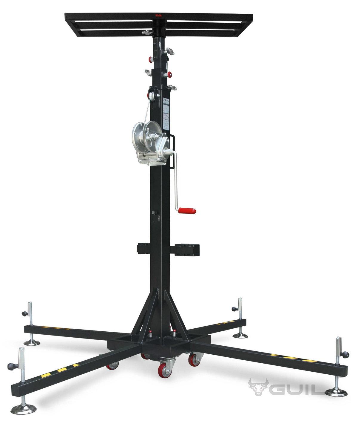 Materiaallift 1,8-5,4 m 180 kg (3)