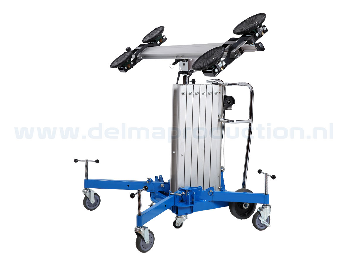 Glass mounting lift electric (1)