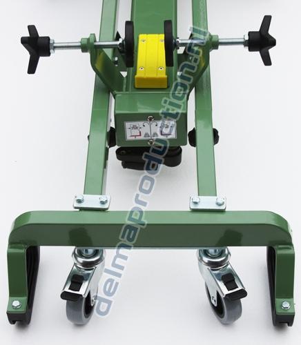 Rad Unterstützungsatz (Tür Montage lift)  (2)