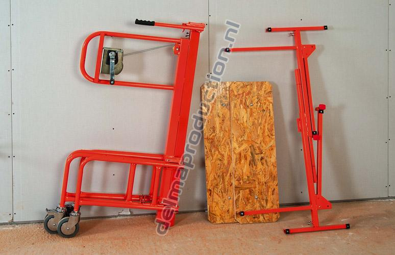 Drywall Panel Lift, Manual LEV-001 (3)