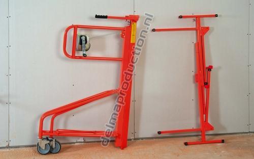 Plafond- Platenlift handbediend LEV-002 (2)