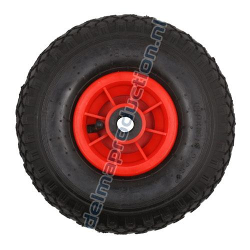 Pneumatic tyres wheel for Delma Panel and trolley carts