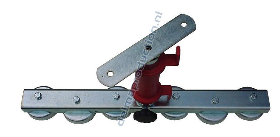 Magnethalter mit 6 Magnete und Zink Schaden