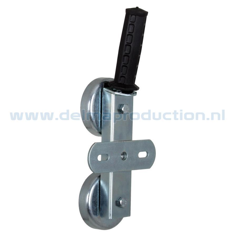 Magnetic Wandhalter-Set mit 2 Magneten. (1)