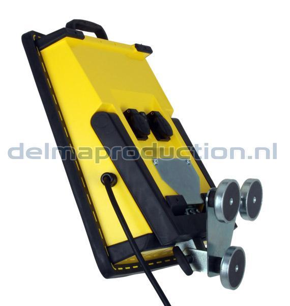 Magneetsteun 3 magneten voor OPUS Maxi (kiep) (1)