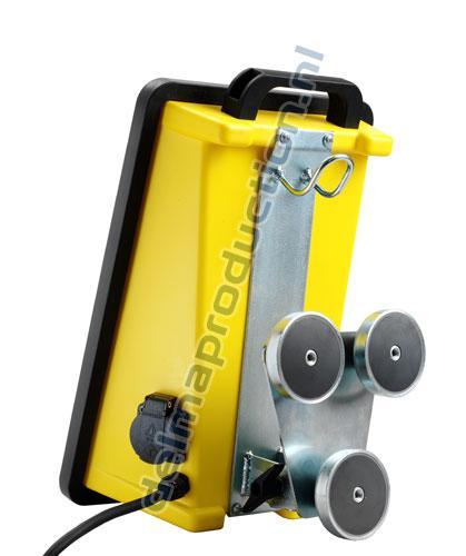 Magnet holder with wiring holder Opus Standard (tilt) (1)