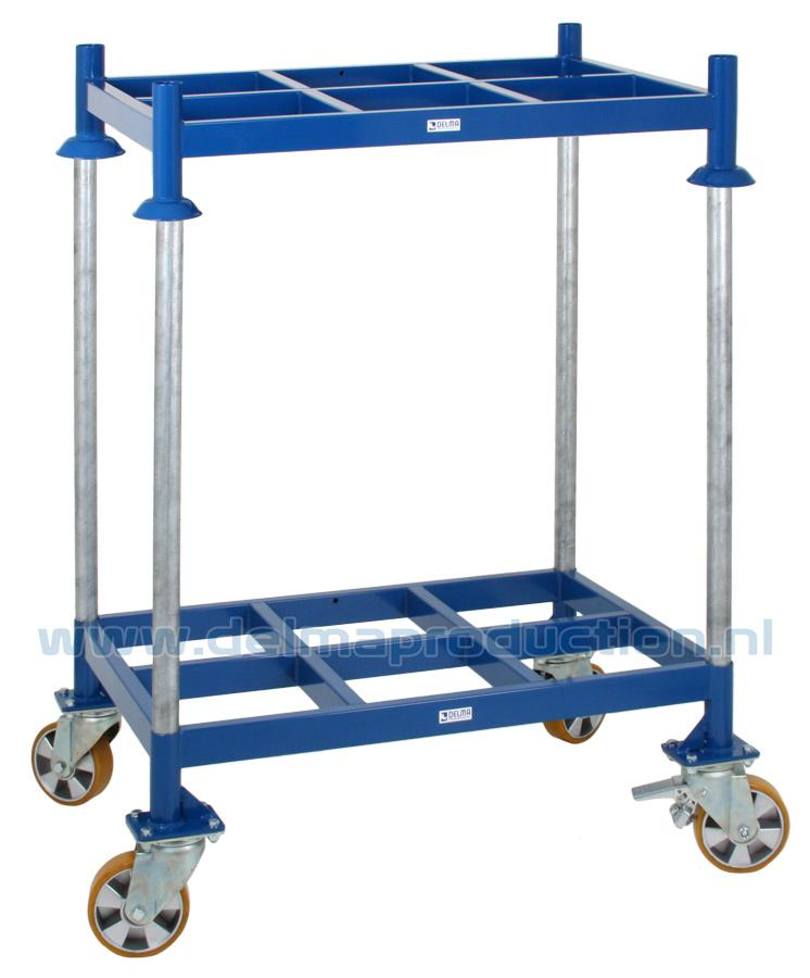 Material transport trolley (3)