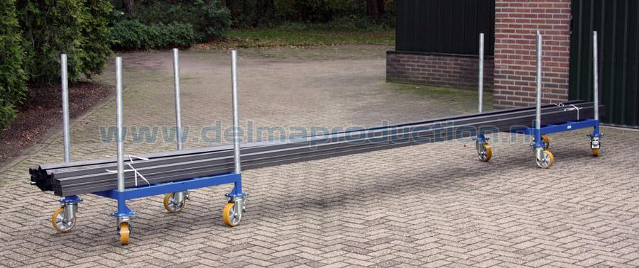 Material transport trolley (4)