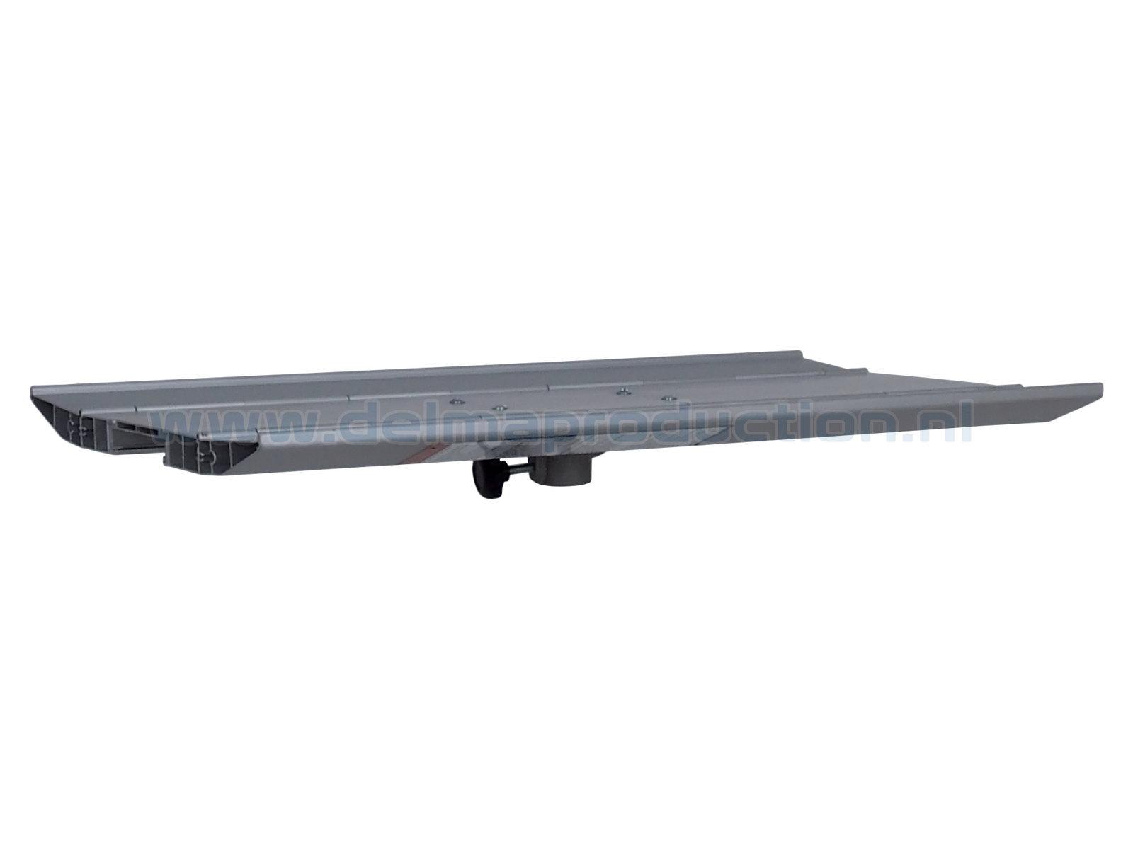 Montageplattform für elektrische Aufzüge Geeigenet für elektrische Aufzüge DEL 340 und DEL 520. Abmessung Plattform 740 x 430 mm. (1)