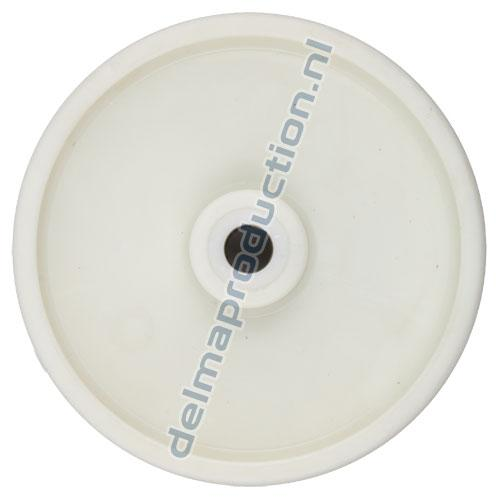 Nylon wheel for Delma Panel and Trolley carts