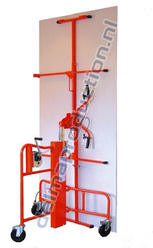 Drywall Panel lift, Manual Combi-005 (1)