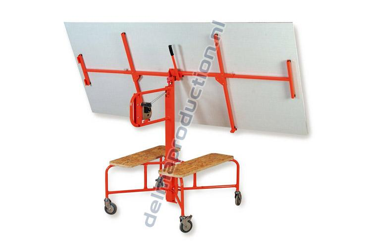 Drywall Panel Lift, Manual LEV-001 (1)