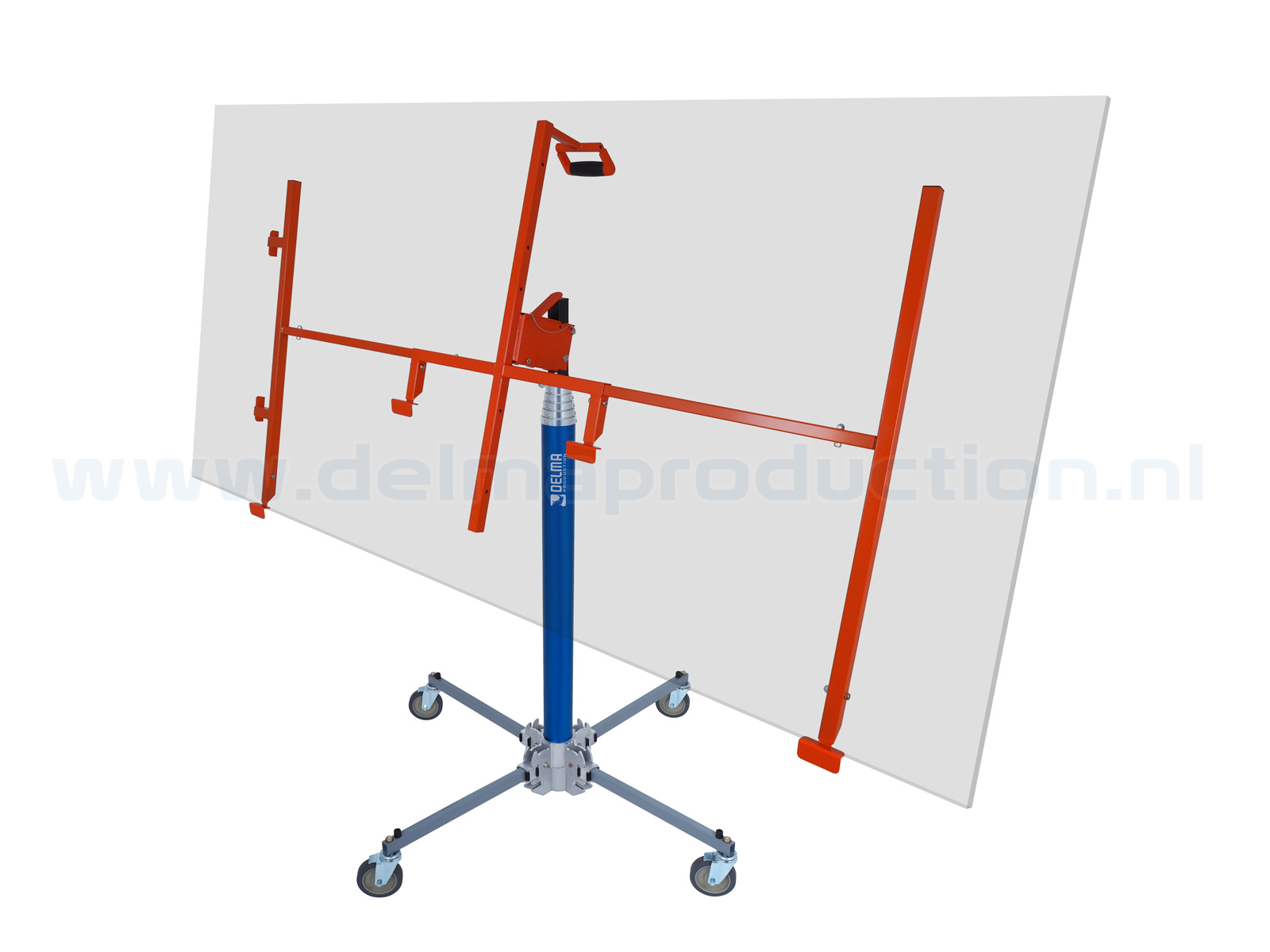 Drywall Panel Lift pneumatic 5.6 m 