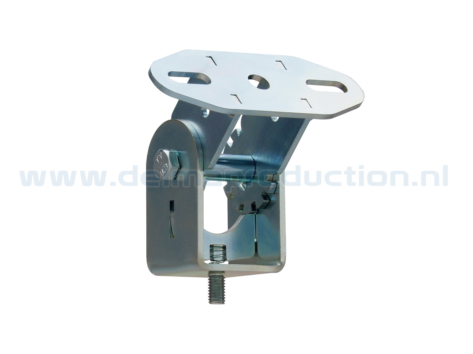 Quick adjustment universal mounting 59-86 mm with angle adjustment and M8 (1)
