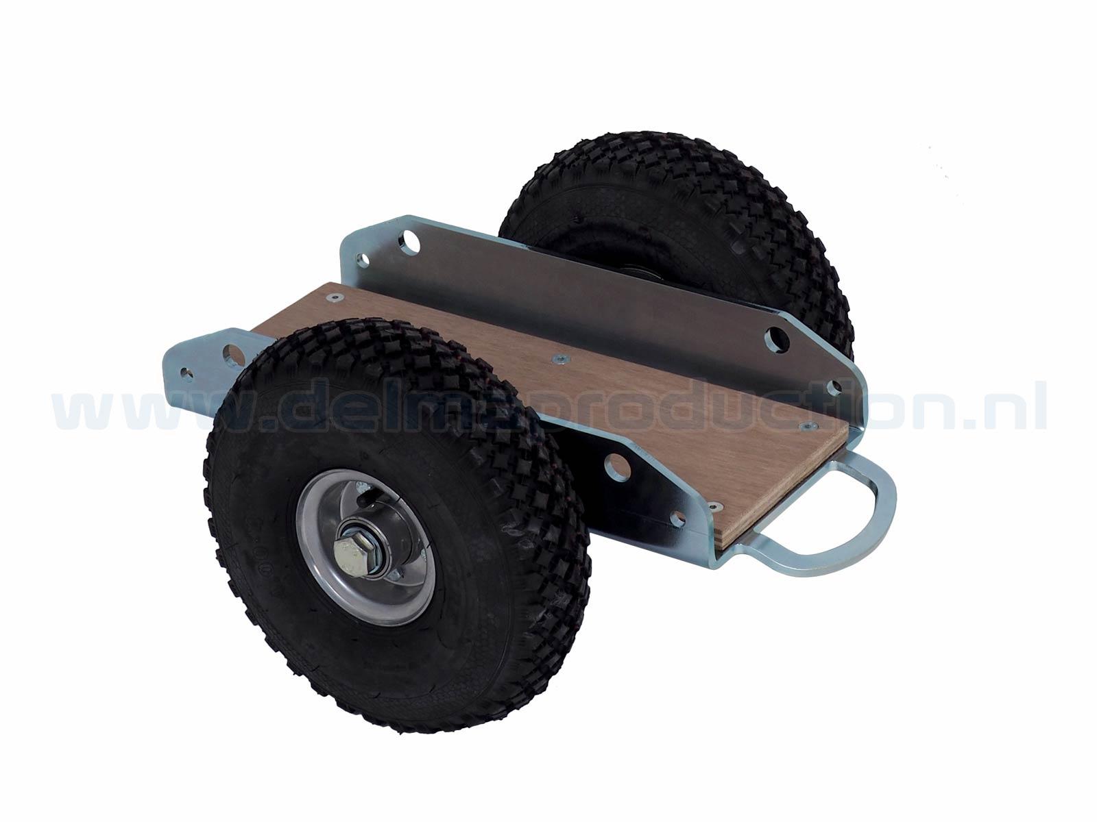 Zwaarlast transportwagen (600 kg)