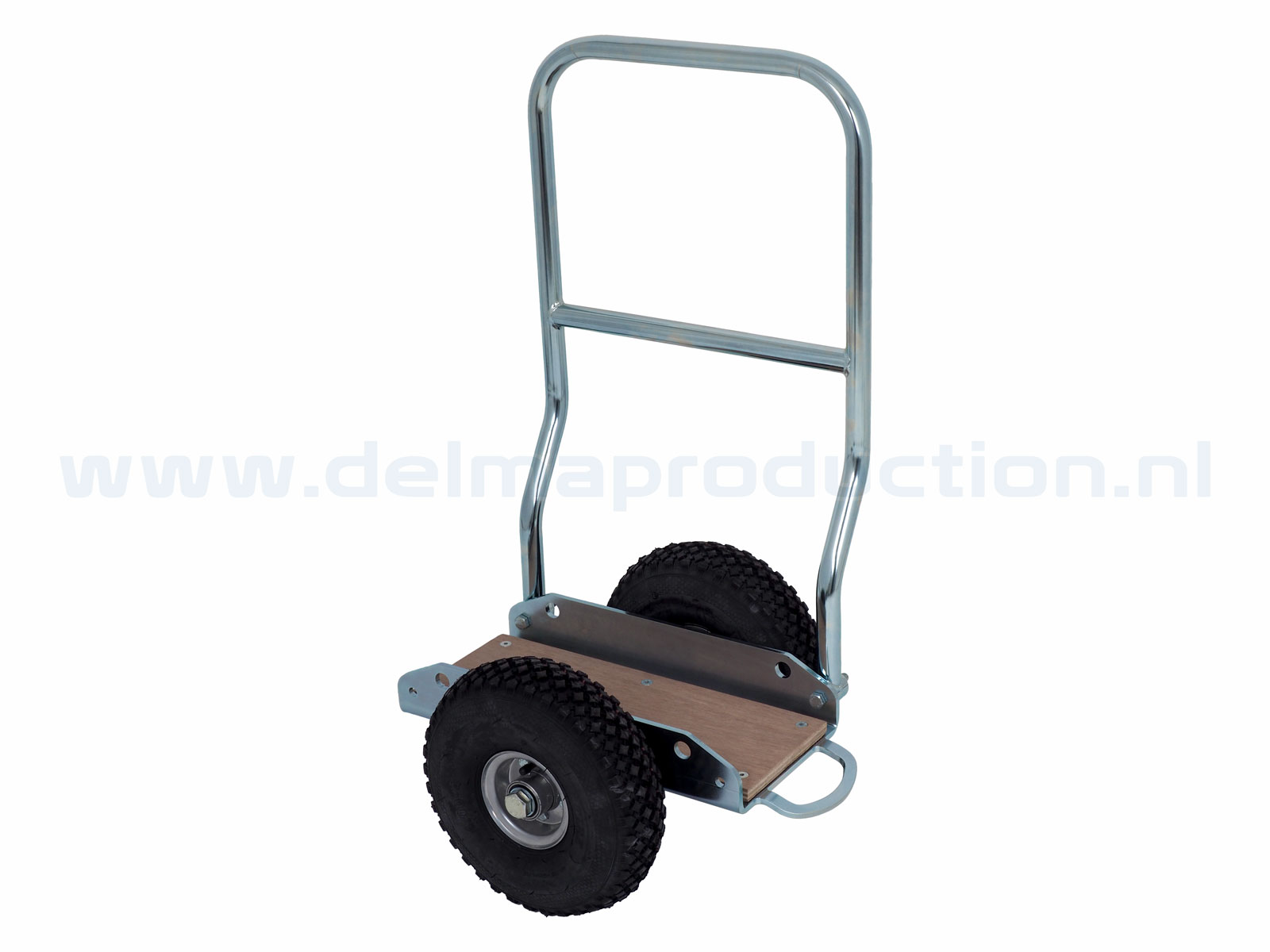Heavy load material dolly with bar (600 kg)