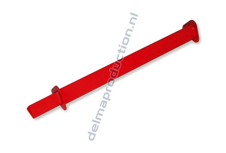 Verlengsteun 0,5 m voor Easy handbediende platenlift