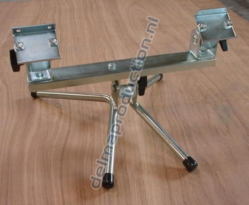 Doppelhalter zu Stativ Montage (2)