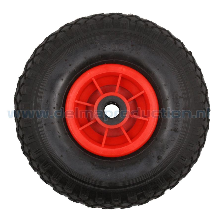 Flat free tyres wheel for Delma Panel and Trolley carts
